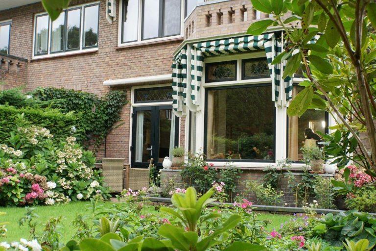 Kozijn & Zo Kunststof kozijnen - woningrenovatie Wassenaar - duurzaam, onderhoudsarm en met behoud van karakter woning