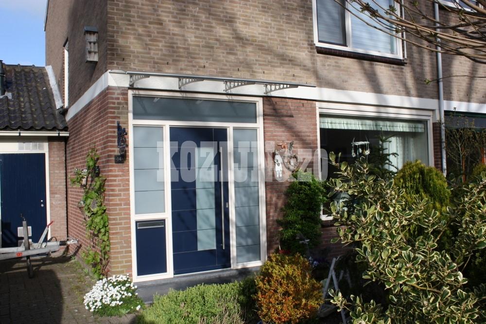 Kozijn & Zo Hoogvliet - Kunststof deuren