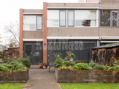 Kozijn & Zo Hoogvliet - Openslaande tuindeuren en een schuifpui in een VTwonen metamorfose