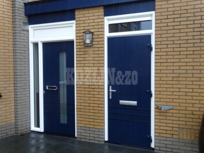 Kozijn & Zo Kunststof kozijnen - kunststof achterdeuren